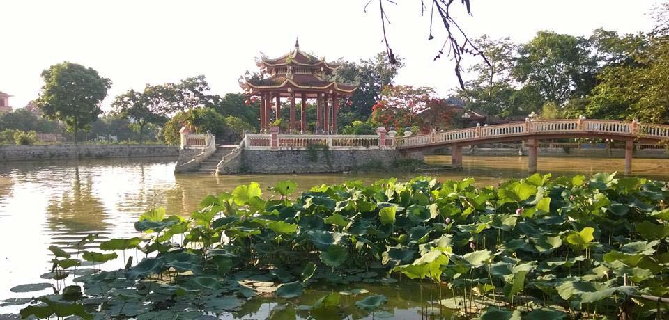 Công trình Thủy Long Lầu tại Thôn Quảng Bố